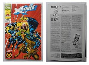 X-Force-3-Marvel-Comics-Novembre-1994-Arriva-il-nuovo-X-Factor