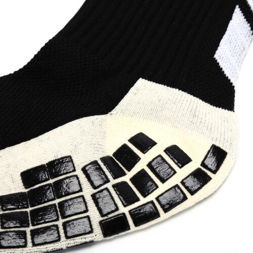 Sports Socks Anti Slip Soccer Socks Men Cottons Football Socks Soccer high sock^