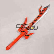 "Cosjoy 39"" Kamen Rider/ MASKED RIDER DEN-O Momotaros Sword PVC Cosplay Prop"