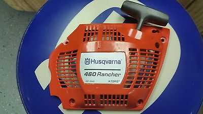 Husqvarna 455Rancher OEM Starter Assembly Part 537284201