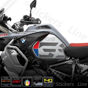 2-Adesivi-Fiancate-Serbatoio-BMW-R1200-1250-gs-Adventure-LC-dark-gray-red-blue