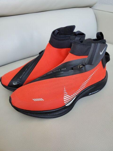Nike Zoom Pegasus Turbo Shield Habanero Red Black Men/'s Trainers All Sizes