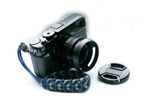 Cap Fits Fuji XF 18mm f2 and Fuji XF 35mm f1.4 Lenses Black Metal Lens Hood