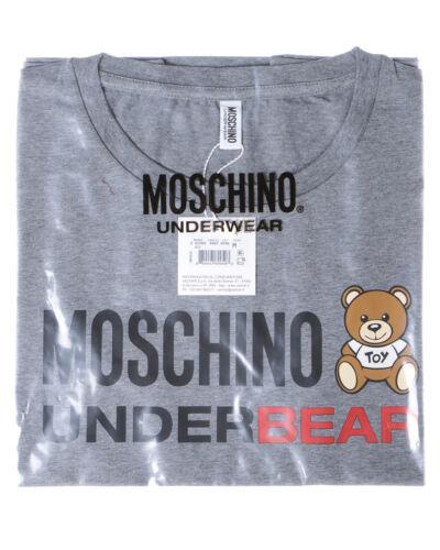 Grigio Moschino Underwear 506 A19069002 T Sweatshirt Donna Shirt Maglietta wzZqyxRpa