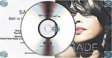 SADE STILL IN LOVE WITH YOU france french PROMO CD from the ultimate collection