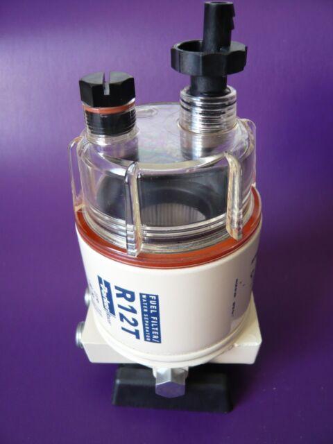 Parker Racor 120AT Filtre À Carburant/Séparateur D'eau Marin