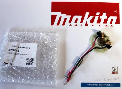 Makita Lagerschild 632G47-4 /& CB 448 DTW250 DTW251 NEU vom Makitahändler