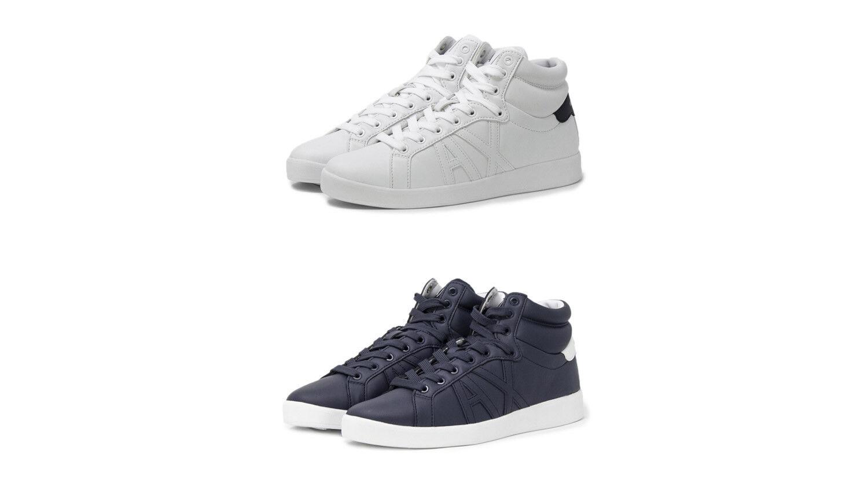 Armani exchange Sneakers man XUZ007 XV023