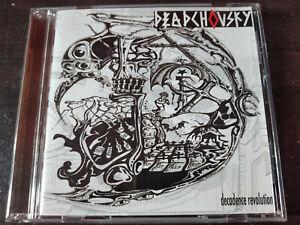 DEADCHOVSKY - Decadence Revolution CD Goth Rock / Experimental / Punk
