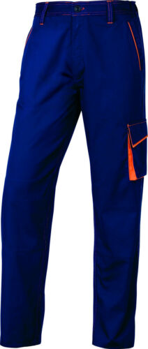 DELTA Plus Panoply M6PAN PANOSTYLE Uomo Lavoro Pantaloni Cargo Pants uniforme BNWT