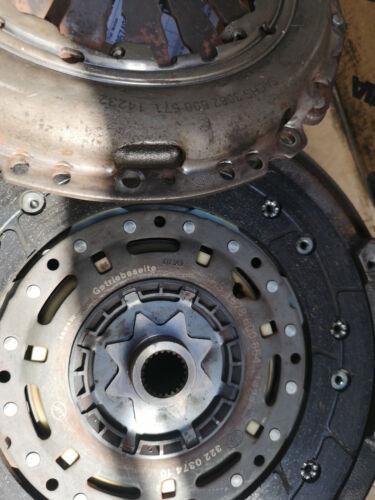 Vauxhall Corsa 1.3 CDTI DMF dual mass flywheel CSC M20 cover plate clutch