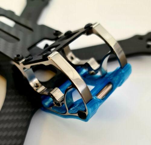 Armattan Rooster//Chameleon Ti jaula Protección Parachoques Drone TPU FPV