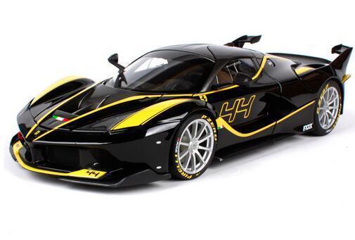 Bburago 1 18 Signature Ferrari FXX K NO.44 Diecast Modell Racing voiture Vehicle NIB