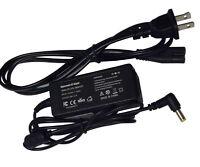 Ac Adapter Power Supply For Acer S242hl S242hlbid Et.fs2hp.001 Led Lcd Monitor