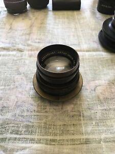 C P Goerz AM Opt CO Apochromat Artar 16 1/2  in f:9.5 Barrel Lens