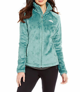 Ladies green fleece jacket