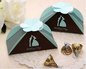 Image Is Loading 10x Elegant Wedding Bridal Oniere Favour Box Bulk