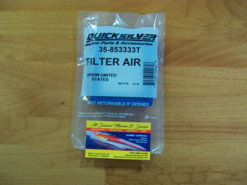 MERCURY OUTBOARD AIR FILTER 35-853333T OEM