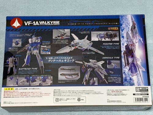 BANDAI DX Chogokin Macross VF-1A Valkyrie Maximilian Genus machine Japan F//S NEW