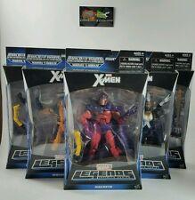 Marvel Legends Infinite Series X-men BAF Jubilee Magneto Storm Cyclops Set 5 TRU