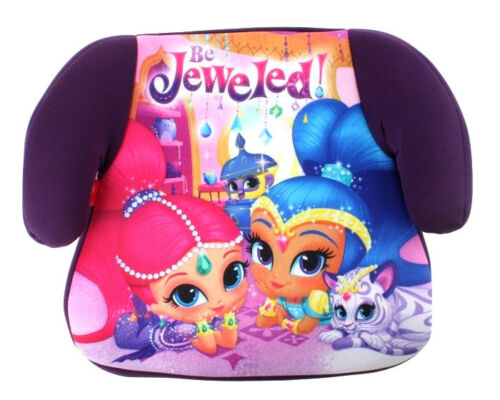"""Kinder Disney Sitzerhöhung /""""Shimmer Shine,/"""" Mädchen,Altersgruppe 2-3 Autositz"""