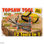 Topsaw-The Ultimate All-in-One tronçonneuse Entretien Outil