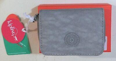 Luminosa Kipling Piccolo Dolce Grigio Borsa Boxed-nuovo Con Etichetta- Estremamente Efficiente Nel Preservare Il Calore