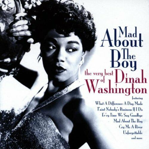 Dinah Washington - Mad About the Boy - the Very Be... - Dinah Washington CD 9CVG