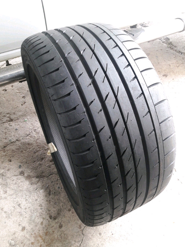 18 to 21inch second hand tyres only