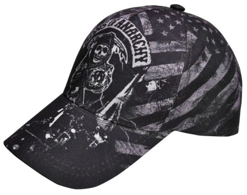 New Men Women Baseball Cap Full Print  SONS OF ANARCHY