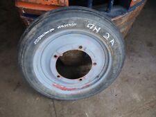 Ford 9n 2n Front Tractor Rim Wheel 4x 19 Tire Rim 2a