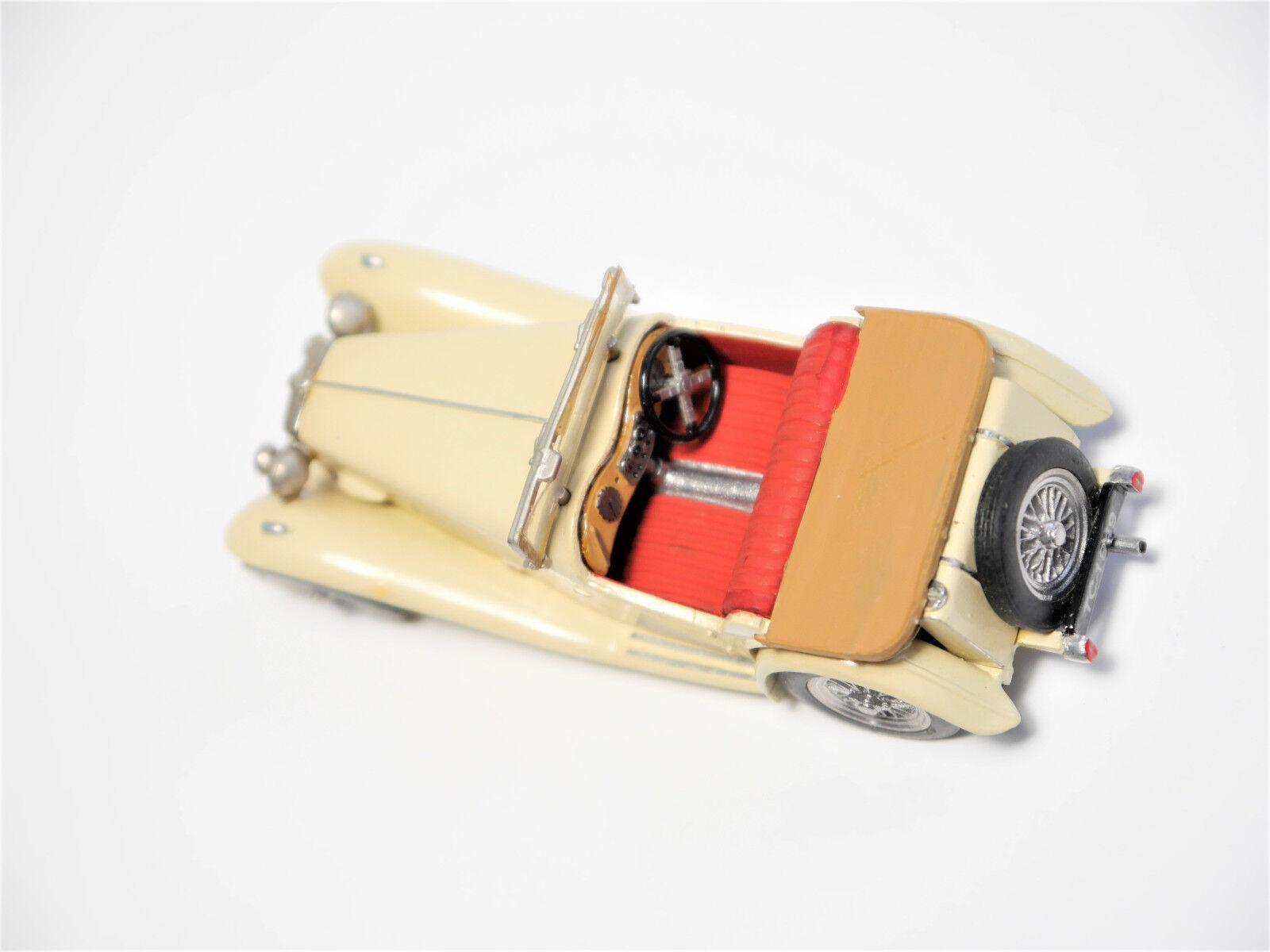 MG TA 1936 () en Crème, à la main main main handmade/TM T.M. Top Marques en 1:43! | Respectueux De L'environnement  28d15b