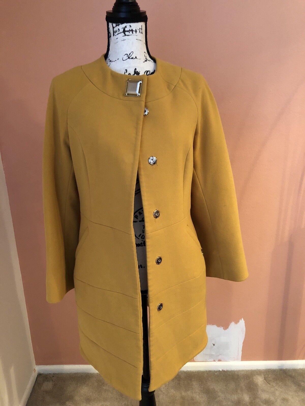 d19778513 Size Winter Coat Women's Small Yellow sleeve 4 3 lpkcf97061208-Coats ...