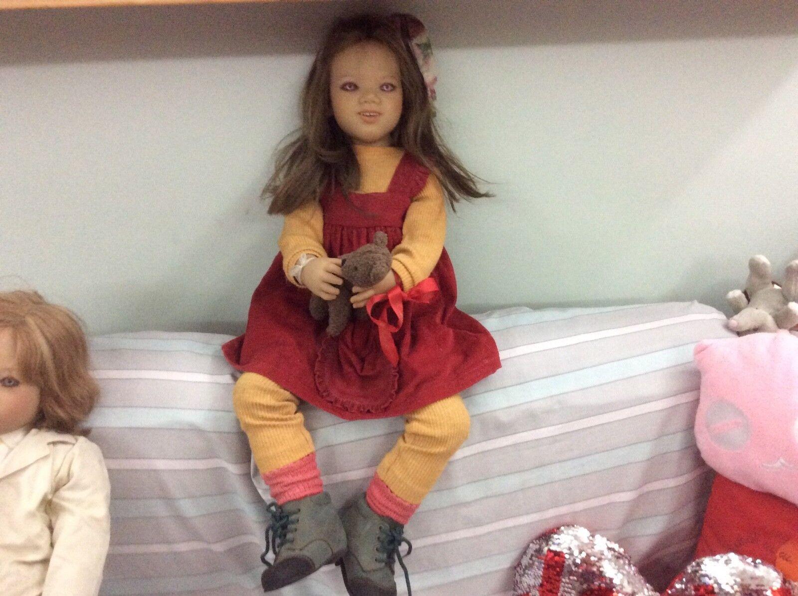 Bambola Annette Himstedt Georgi 1  BELLISSIMA vintage.doll