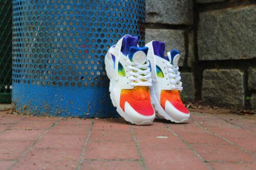 Custom Custom Rainbow Huaraches Nike Nike Huaraches Custom Rainbow Nike Rainbow YqrY15xwE