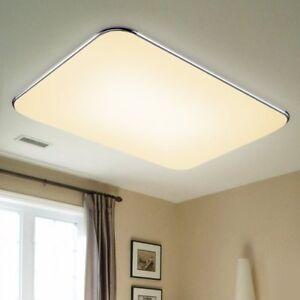 48W LED Deckenleuchte Wohnzimmer Flur leuchte Küche lampe Badlampe ...