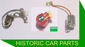 Los puntos de contacto para Sunbeam Alpine Mk 3 Mk3 1955-57 reemplazar Lucas 423153