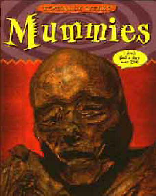 """AS NEW"" Mummies (Totally Weird), Hussain, Iqbal, Book"