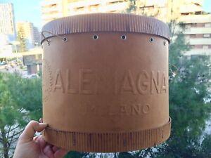 Grande-scatola-panettone-ALEMAGNA-anni-50-Arredo-Vintage