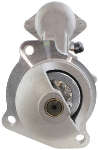 New Upgraded Gear Reduction Starter Replacement for Case 380B 380CK 385 485 585