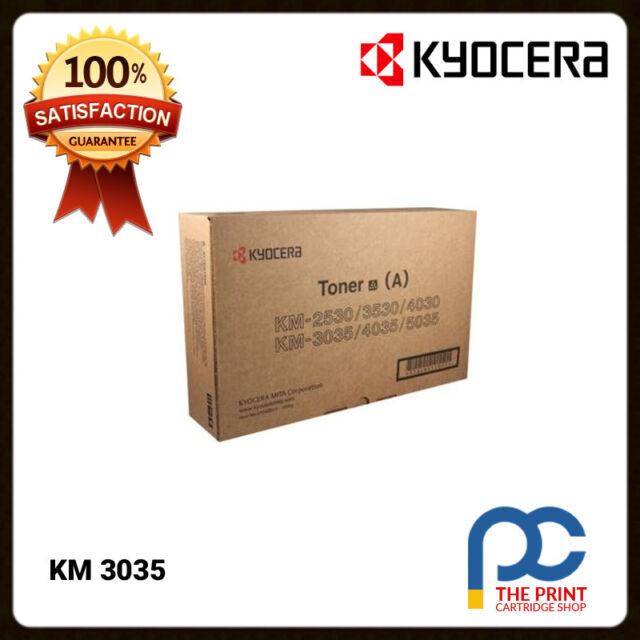 Original Kyocera Toner-A  Black Toner Cartridge KM-3035  4035 5035