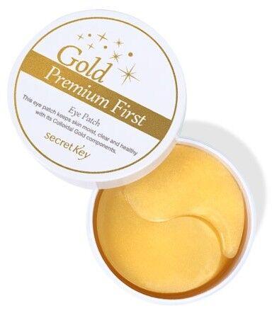 Secret Key Gold Premium First Eye Patch 1.4g X 60 Pcs