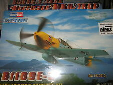 Hobby Boss WWII German BF-109E3 Fighter Plane-1/72 Scale-FREE SHIPPING