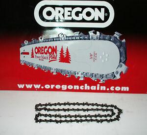 Nouveau-Husqvarna-42-242-346-350-357XP-etc-18-034-inch-72-DL-325-058-034-chaine-par-Oregon