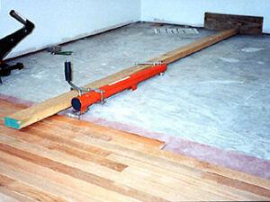 Details About Cepco Qj1 Quikjack Hardwood Flooring Jack Tool Hand