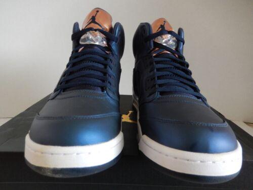 de 416 136027 Jordan Obsidian Air Medalla Azul bronce Sz oro 5 Nike 15 Retro 7O6Zpxw8pq