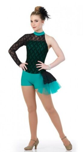 She Looks So Perfect Dance Costume Tap Unitard New Clearance Color /& Size Choice