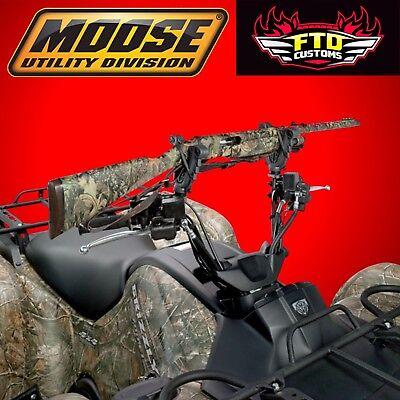 MOOSE Utility Division ATV V-Grip Handlebar Gun Rack 3518-0058