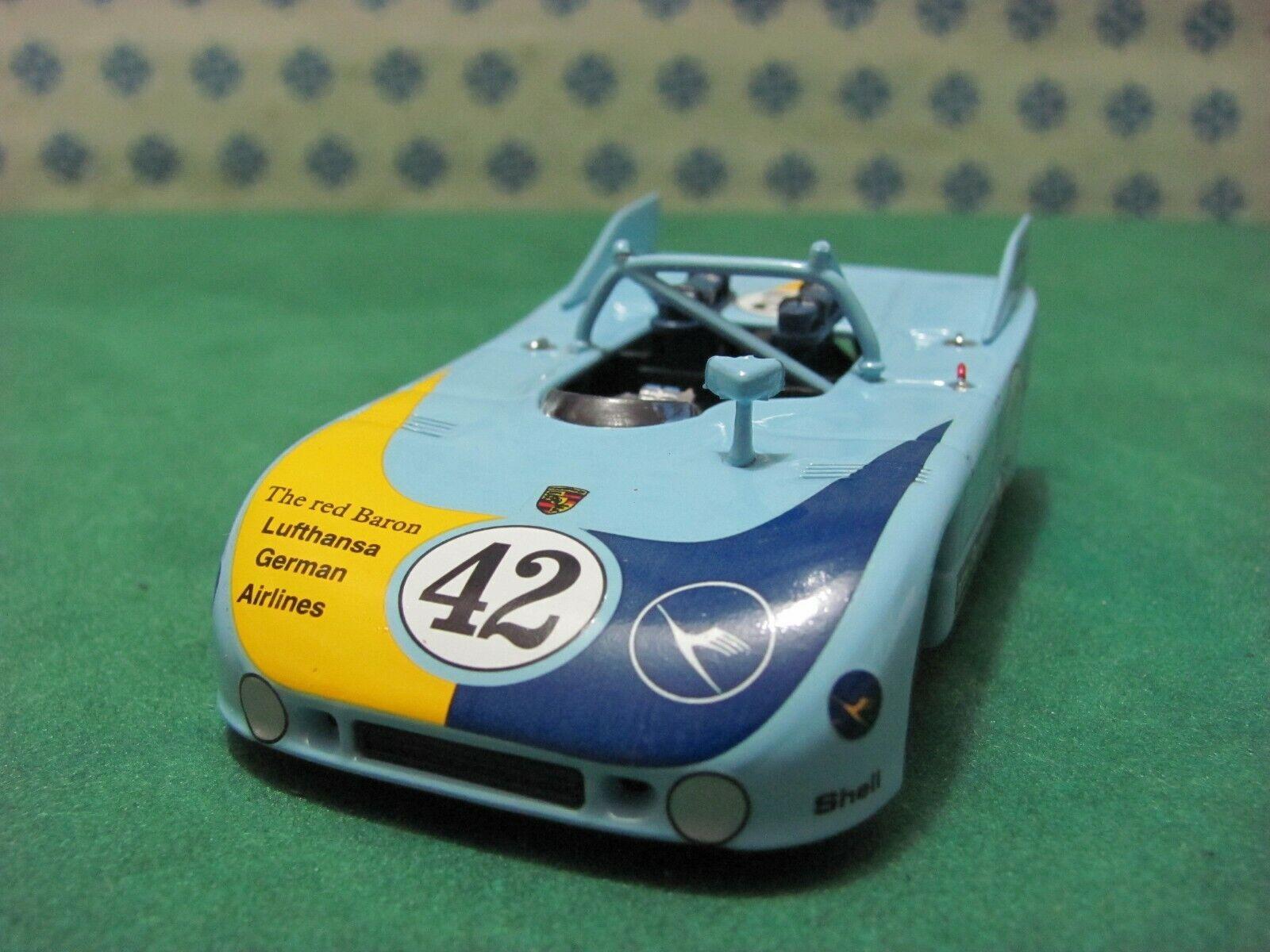 Porsche 908 3 3000cc. Spyder   Watkins Glen 1972   - 1 43 Best 317953ozEd