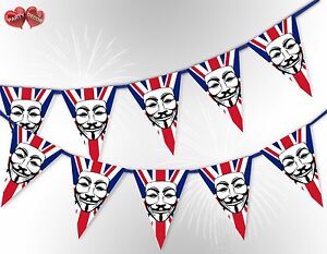 Bonfire-Nuit-Guy-Fawkes-Masque-Union-Jack-5th-nov-Bunting-Banniere-by-Party-Decor